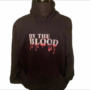 Protected by the Blood Hoodie
